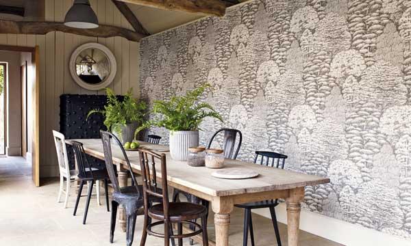 La decoracion no pierde los papeles pintados for Papeles pintados para cocinas
